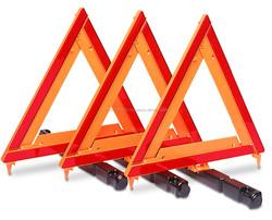 Truck Trailer Emergency Road Triangle Kit