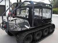 2013 Argo HDi Amphibious ATV UTV with Suspension Seats