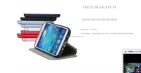 New arrival best seller folding PU leather filp cover for Samsung galaxy S4 case with Holder