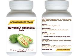 OEM Private Label Momordica Charantia Vegetable Capsule