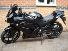 2015 kawasaki z1000 motorcycle