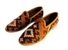 Fashion Handmade Shoe Kilim Shoe Men Casual Shoe
