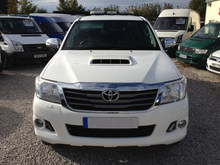 New LHD Toyota Hilux Invicible 3.0 D-4D DOUBLE CAB PICK-UP 2013