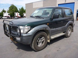 USED CARS - TOYOTA LAND CRUISER 4X4 (LHD 5867)