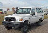 B/NEW TOYOTA LAND CRUISER HZJ78L 4X4 SUV (RHD 8090275 DIESEL)