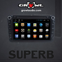 Growl Audio Android OEM Head Unit fit for Volkswagen Superb 2010-2013