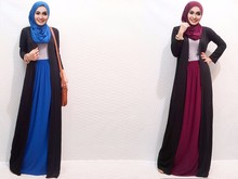 3 Pieces Long Cardigan + Basic Tank Top and Skirt (Including Shawl)