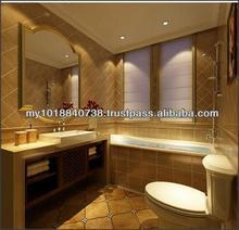 Solid Surface Bathroom Design