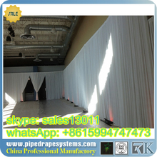 Wholesale Used Pipe And Drape For Sale/ Backdrop Pipe And Drape For Wedding