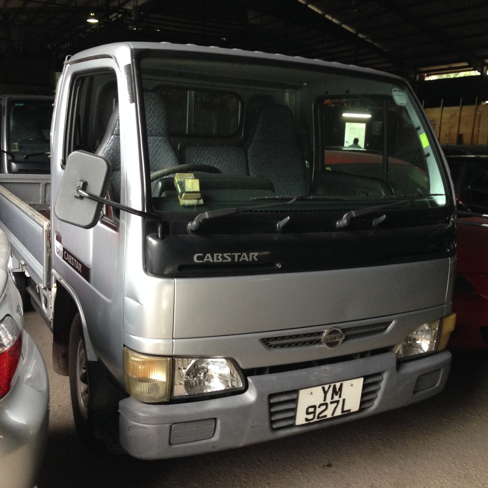 Nissan Cabstar User Manual
