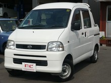 Reasonable daihatsu pickup truck HIJET CARGO 2001 used car with Good Condition made in Japan