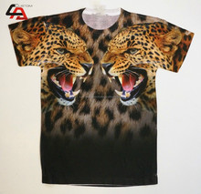 Latest New Cheap 65% polyester 35% cotton sublimation printed T shirts/Top Quality polyester oem custom full sublimation t shirt