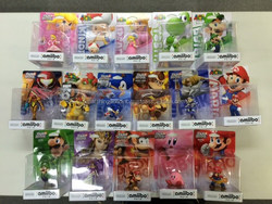 Various type of Japan quality playing figure cartridge for Nintendo