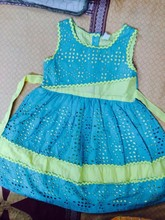 Kids girls Samples of frocks, tunics,jumpsuit fully cotton