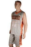 no MOQ eco-friendly sample basketball jersey design flat back fabric basketball game set