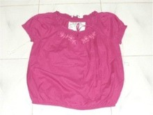 new clothes style, fashionable woman's top, in stock items, H & M CREW S/SLV