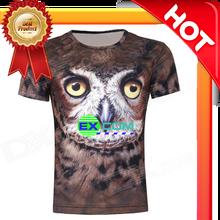 T shirt printing 3d Supply of men's t-shirt