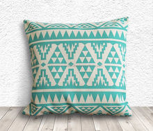 wholesale custom printed linen cushion cover 50x50 Decorative, Sofa Vintage Retro Linen Cotton Canvas Custom Photo Print cushion