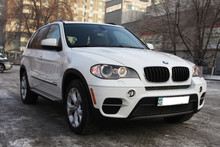 BMW X5 e70