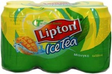 Lipton Ice Tea available in all flavors