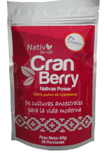 ANTIOXIDANTE NATURAL CRANBERRY EN POLVO