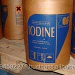 Crude Iodine Prills/Crystals/Granules/Flakes .. 99.9% Purity