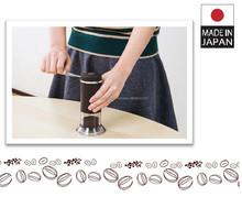 "Reliable and Fashionable manual coffee grinder mill ""KAWASAKI"" at reasonable prices"