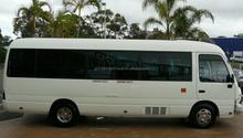 Used Toyota Coaster Bus