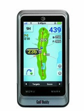 "Discount Price For 2014 NEW RELEASE GOLF BUDDY PLATINUM 4 GOLF GPS/RANGEFINDER 4"" LCD -SILVER"