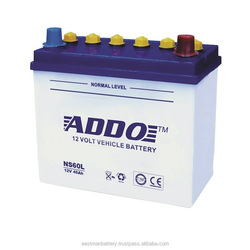 Car Battery Dry Charged N60L(46B24L)