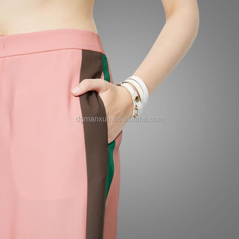 High Quality Wholesale Women's Pants Fashionable Ladies' Pants (4).jpg