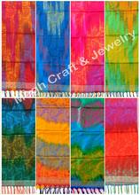 Online Wholesale Lot Silk Pashmina Shawl-Winter Wear Printed Shawl-Girls Fashion Wear Shawl/Stole/Scarf