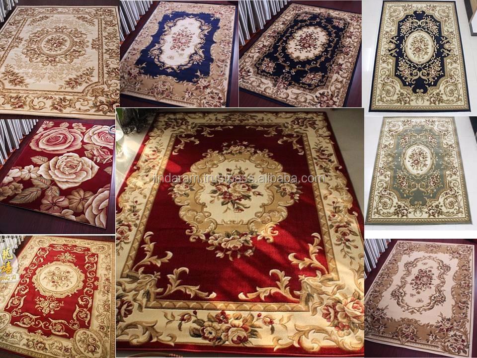 High quality silk handtufted carpets for wholesale.JPG