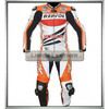 leather motorbike warm up cold proof young youth super fast racing suit