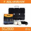Off Grid Solar energy generator(280W) / SOLARGUIDE 280D