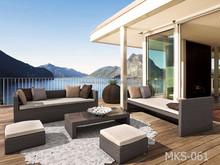 New Luxury Design Garden Rattan- Antique patio rattan garden furniture