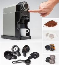 Multi Brewing Espresso coffee machine