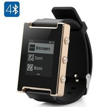 All-In-One UKER Smart Watch - For iOS Devices(WP-UK10)