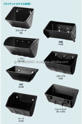 Durable and Cheap Wholesale Plastic Buckets for food, grain and other bulk material carrying