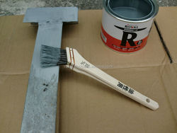 Durable and High quality anti rust tire sealant for touch up painting , Silver color also available