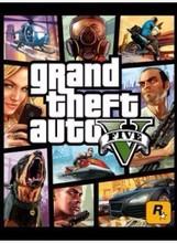 Grand Theft Auto V ROCKSTAR CD-KEY GLOBAL
