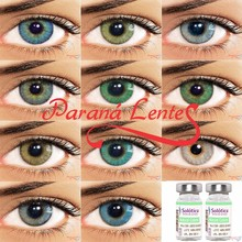 Color Lenses SOLOTICA NATURAL COLORS - many colors for cosmetic use or with power