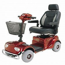 Original For New Heavy Duty Four 4 wheel Power Mobility Electric Scooter