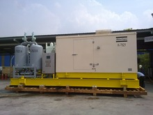 Soundproof Canopy for Generator Set
