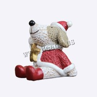 50x45x40mm Resin Christmas Decoration