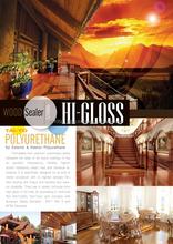 TAI-YO POLYURETHANE HI-GLOSS Sealer for Building&Furniture Decorative Coating Paint