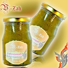 Dozens of Yellow Topaz Hot Curry Paste Flavour mix Herb For Health Lover by EARTHGREENSMILES CO., LTD.