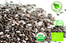 Real Chia seed 100% natural Treasure of Peruvian Andes