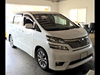 Durable high quality used Toyota vellfire car auction at reasonable price