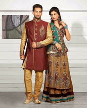 Wedding Sherwani Designs for Men 2015